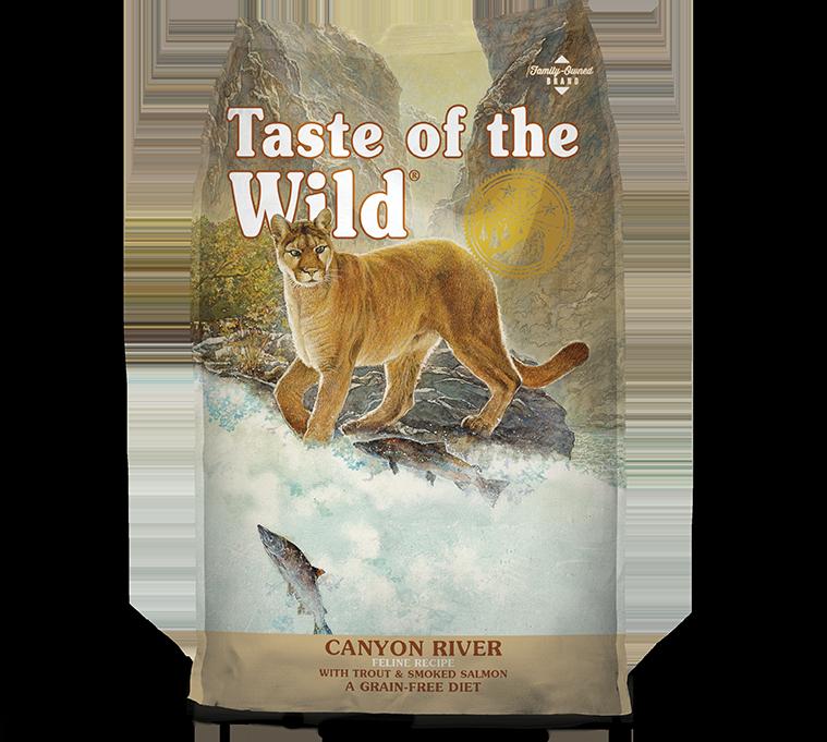 טייסט אוף דה וויילד קניון – דגים package