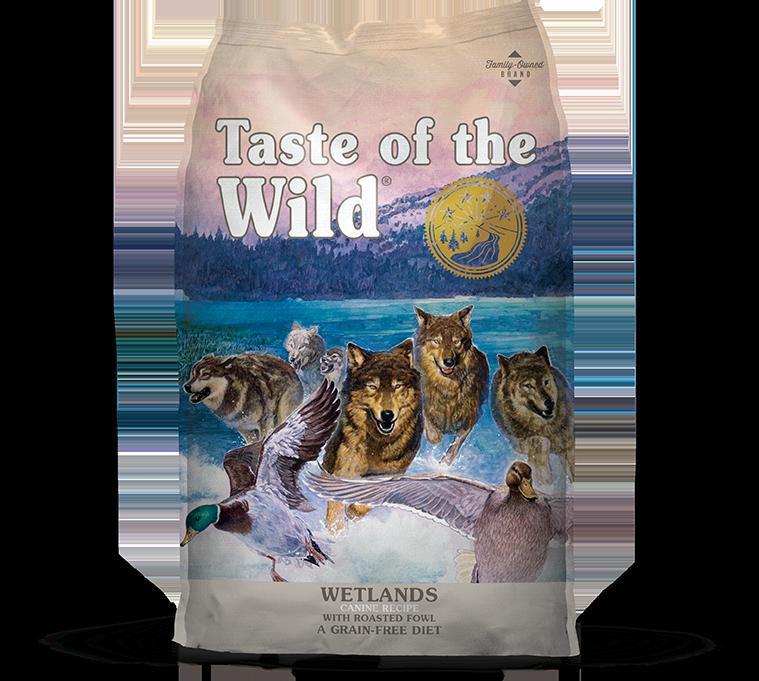 טייסט אוף דה ווילד ווטלנד – בשר ברווז בר טרי package